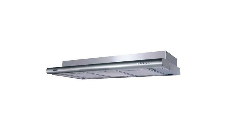 Europace ECH3121S 90cm Built in Slim Hood - Stainless Steel-01
