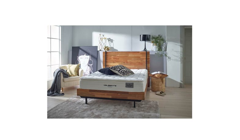 King Koil Celebrate Chicago Pocketed Spring Mattress - King Size