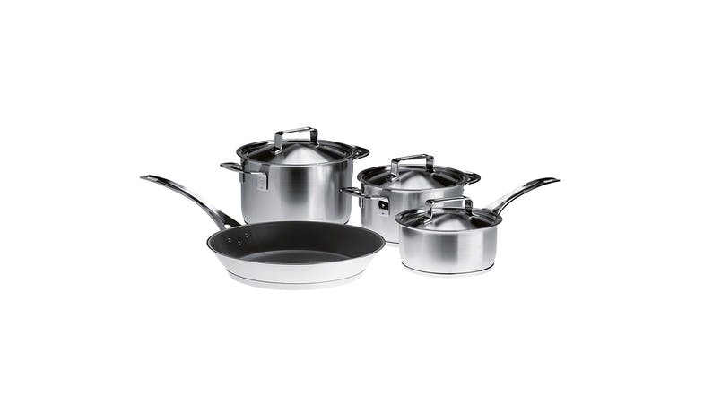 Miele KMTS 5704 Induction Cookware Set - Steel-01