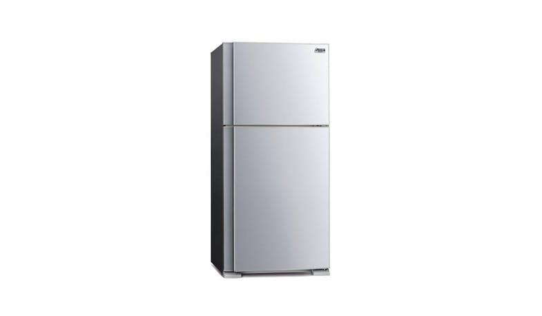 Mitsubishi MR-F62EG-ST-P 560L 2 Door Fridge - Stainless Steel-01