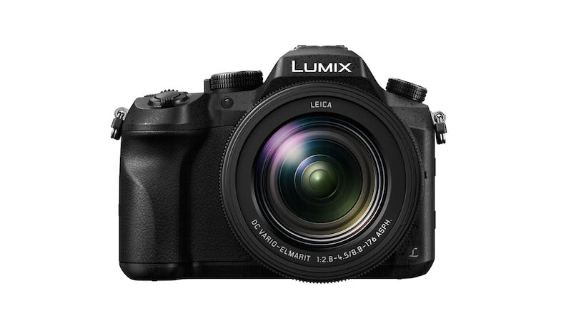 Panasonic LUMIX DMC-FZ2500 Digital Camera - Black 01