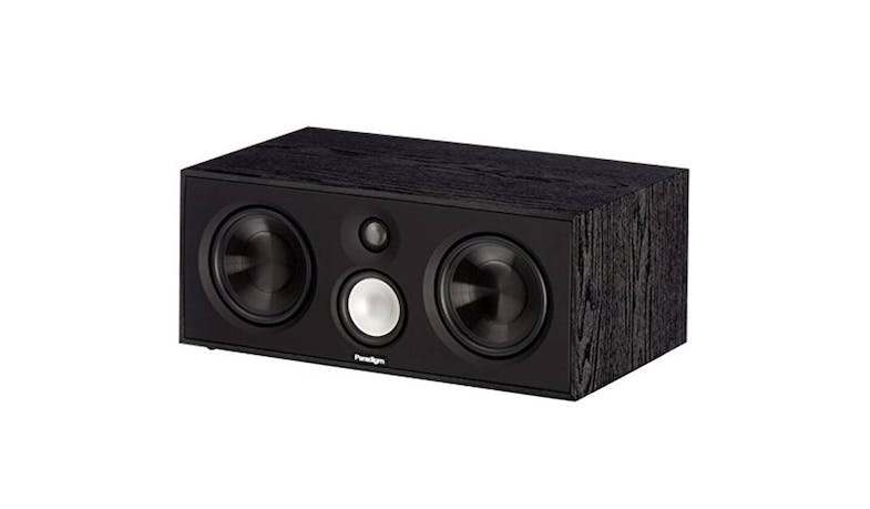 Paradigm Monitor Center 1 v7  Channel Speaker - Black-01