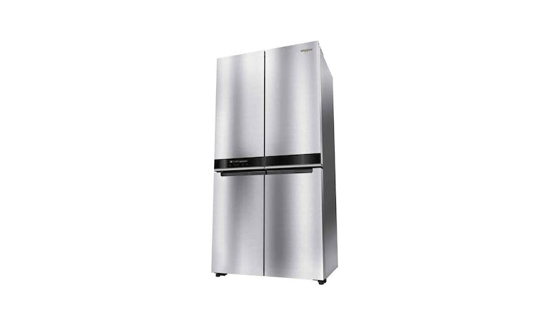 Whirlpool 5WQ24NIJAS 591L 4 Door Fridge -  Stainless Steel-01