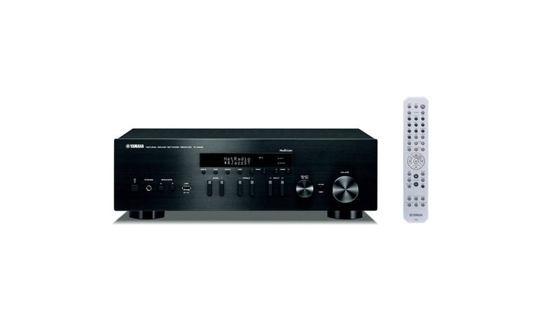 Yamaha R-N402 Network Stereo Receiver - Black-01