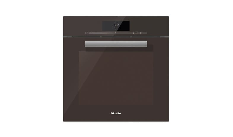 MIELE DGC 6860 PureLine combination Steam Oven  -Truffle Brown-01