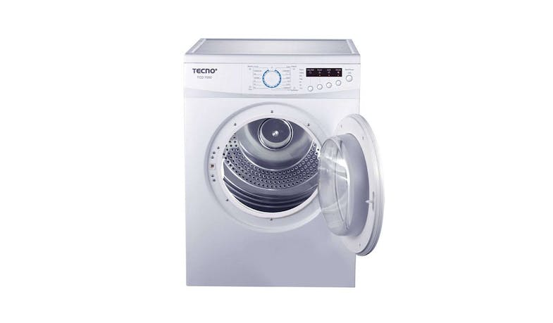 Techno TCD7050 7kg Washing Machine - White-01