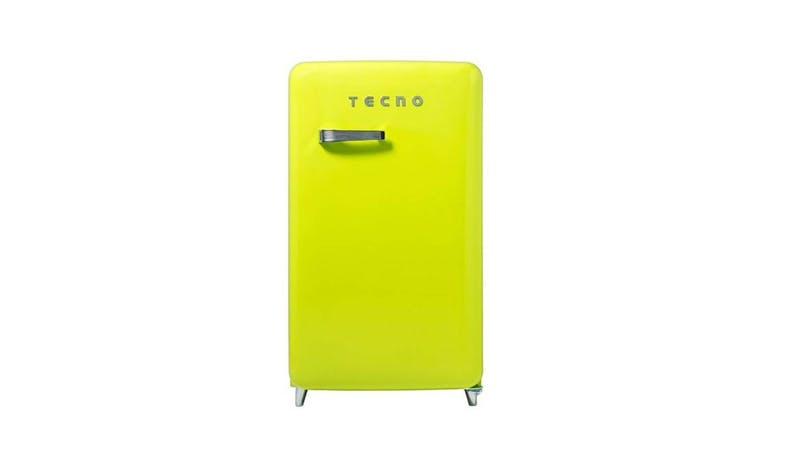 Tecno TFR1288 128L Bar Fridge - Lemon-01
