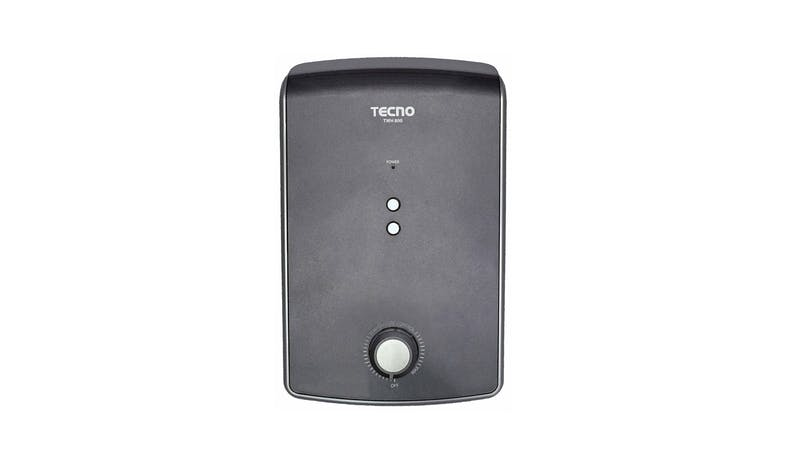Tecno TWH 800 Slim Line Instant Water Heater - Mineral Grey 01