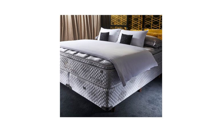 Sealy Posturepedic Palatial Crest Socrates Mattress - King Size