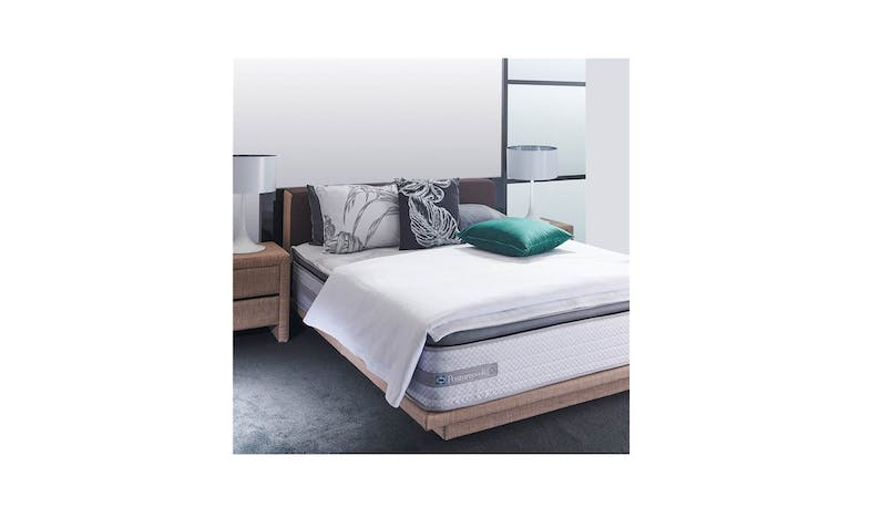Sealy Posturepedic Titanium Plush Mattress - Queen Size