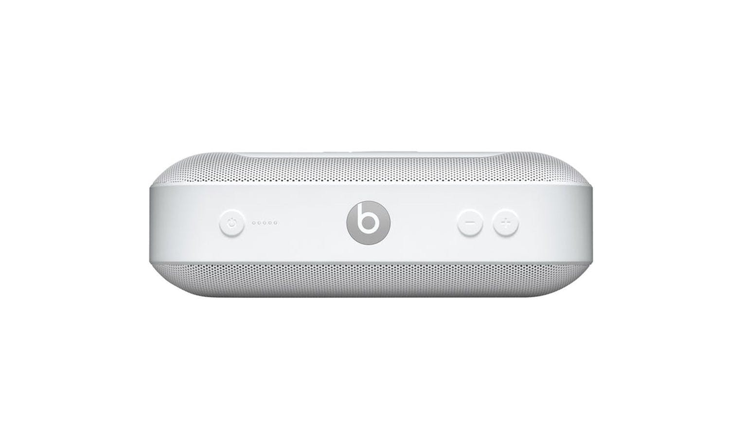 Beats Pill Plus Portable Bluetooth Speaker - White