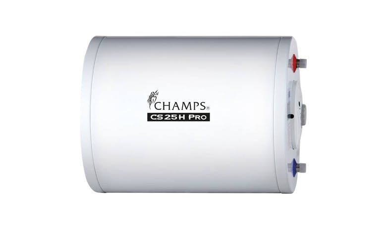 Champs CS25H Pro Storage Water Heater - White-01