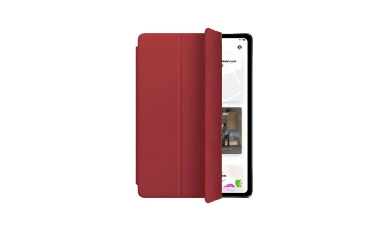 Devia iPad Pro 11 Star Magnet Case - Red 01