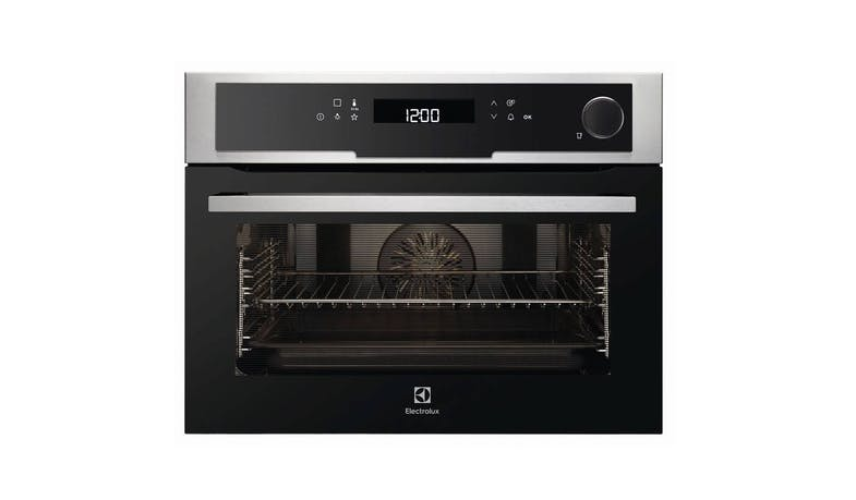 Electrolux EVY9747AAX 43L Compact Oven - Stainless Steel-01