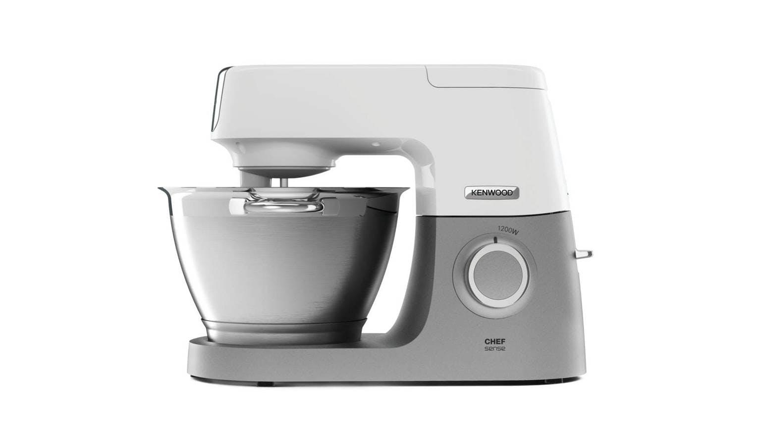 Kenwood Kvc5100t 4 6l Chef Sence Kitchen Machine 1200w Silver White