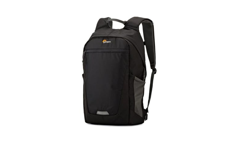 Lowepro Photo Hatchback BP 250 AW II Backpack - Black & Grey-01