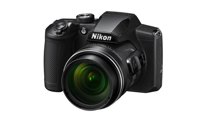 Nikon CoolPix B600 Digital Compact Camera - Black (Main)