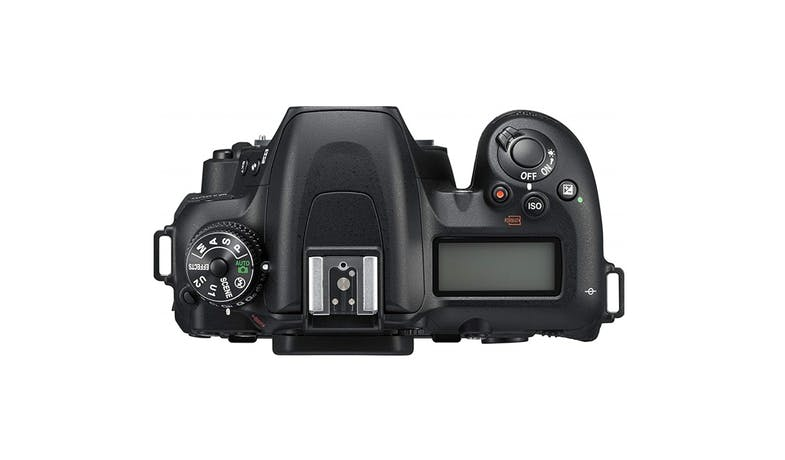 Nikon D7500 20.90MP DX-format DSLR Body - Black-02