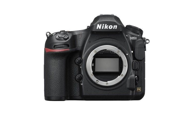 Nikon D850 45.7MP DSLR Camera Body - Black-01