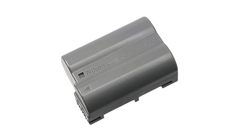 Nikon Rechargeable Lithium-Ion Battery - Black-02