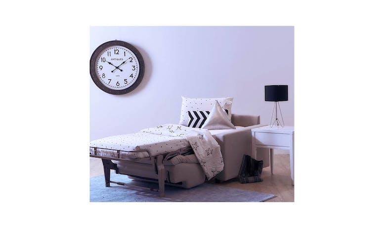 Space Orzo Sofa Bed Single Size Harvey Norman Singapore