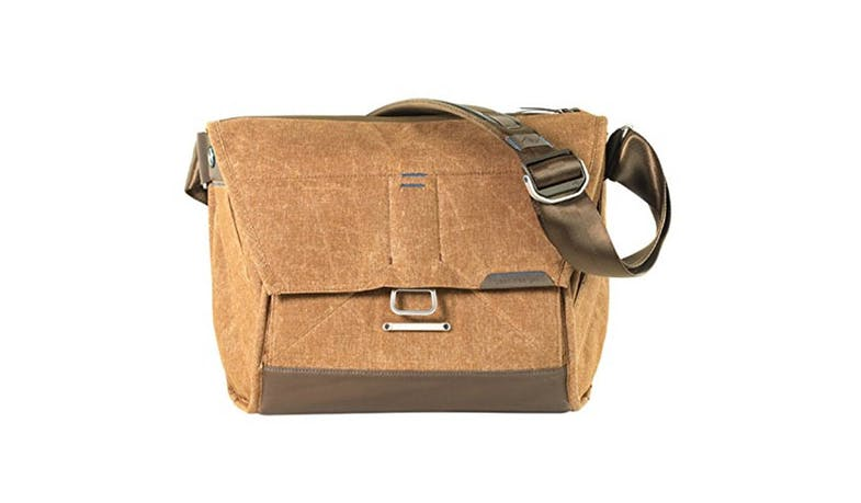 Peak Design BS-13-BR-1 Everyday Messenger Bag - Heritage Tan-01