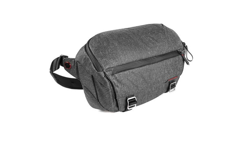 Peak Design BSL-10-AS1 10L Everyday Sling Bag - Charcoal-01
