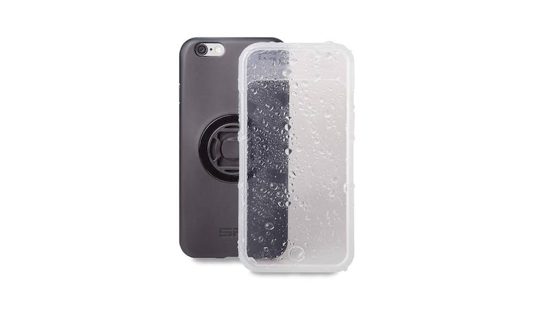 SP Gadgets SU 53168  Weather Cover iPhone 6/6S Plus - Black-01
