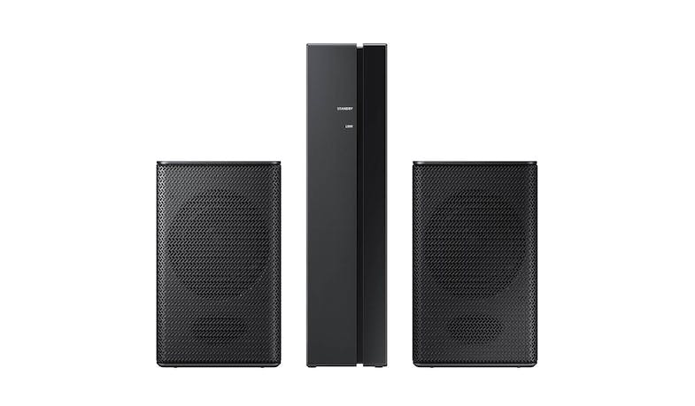 Samsung SWA-8500S/XS Wireless Rear Speaker - Black (Front)