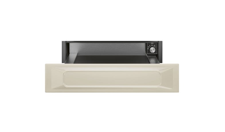 Smeg CPR915P 15cm Warmer Drawer - Cream-01