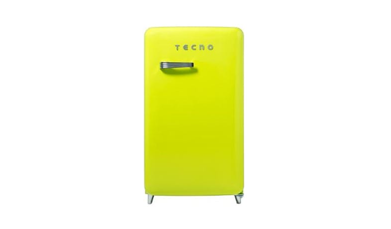 Tecno TFR1288 128L Bar Fridge - Lemon-02