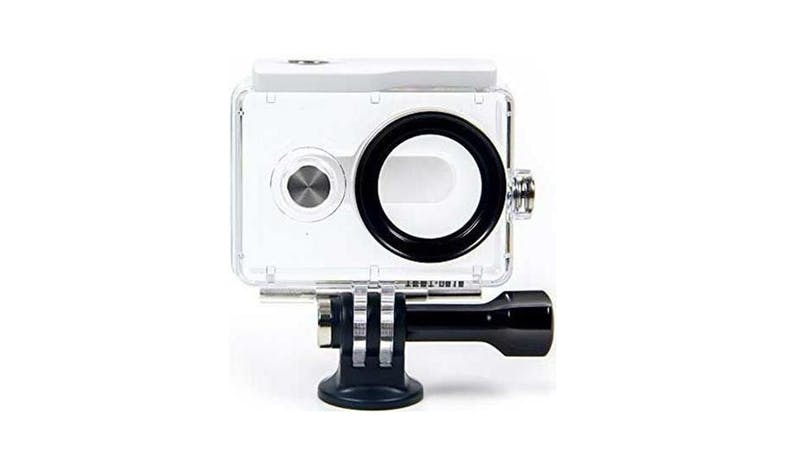 Xiao Yi Action Camera Waterproof Case - White-01