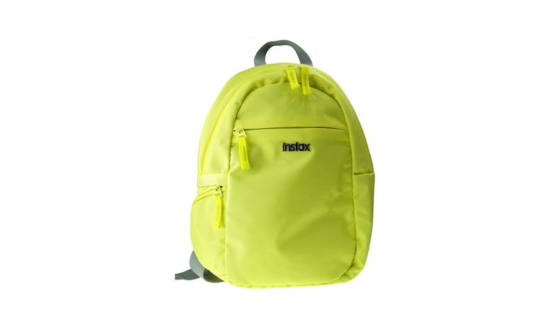 Fujifilm Instax Mini Sling Backpack - Yellow 01