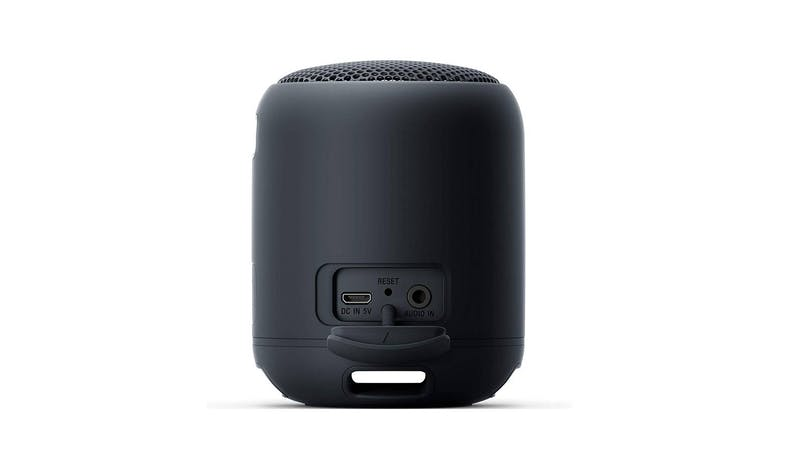 GJH Sony SRS-XB12/B Portable Wireless Speaker - Black-02
