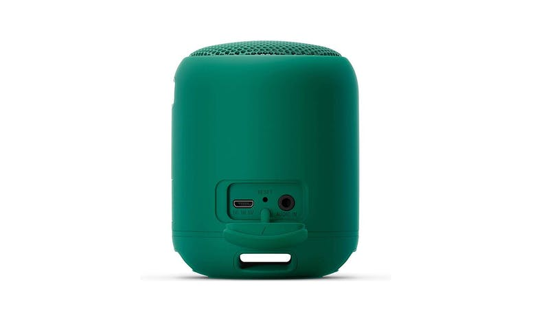 GJH Sony SRS-XB12/G Portable Wireless Speaker - Green-02