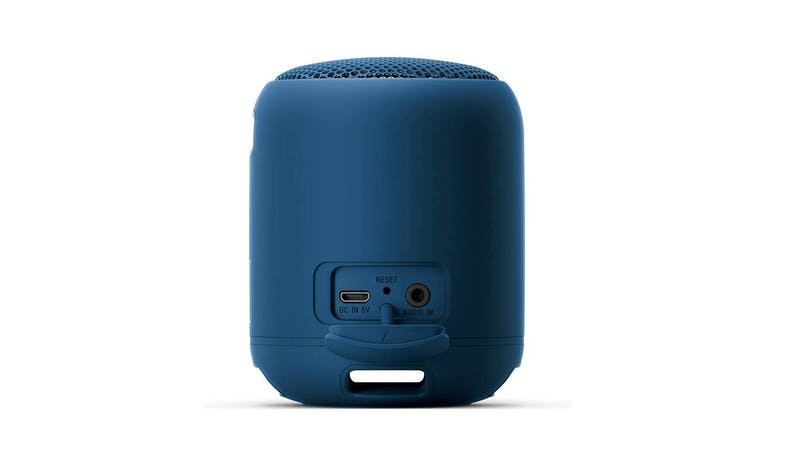 GJH Sony SRS-XB12/L Portable Wireless Speaker - Blue-02
