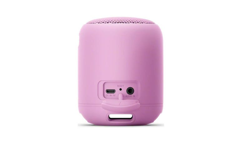 GJH Sony SRS-XB12/V Portable Wireless Speaker - Violet-02