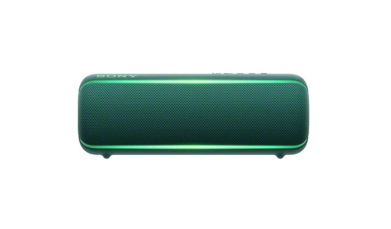 GJH Sony SRS-XB22/G Portable Bluetooth Speaker - Green-01