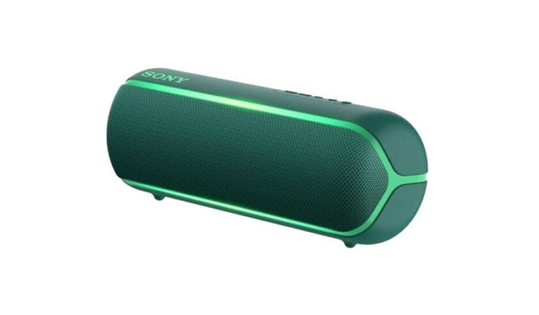 GJH Sony SRS-XB22/G Portable Bluetooth Speaker - Green-02