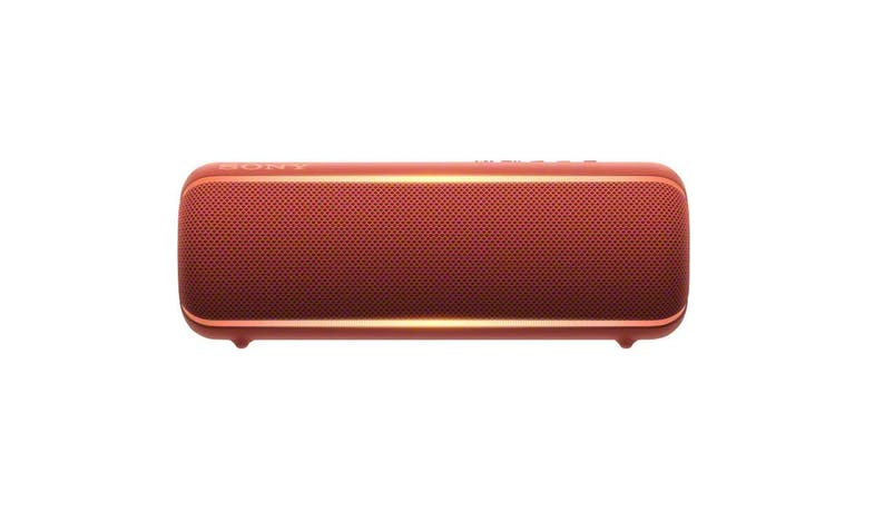 GJH Sony SRS-XB22/R Portable Bluetooth Speaker - Red-01