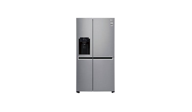 LG GS-L6013PZ (Net 601L) Side-By-Side Refrigerator (Main)