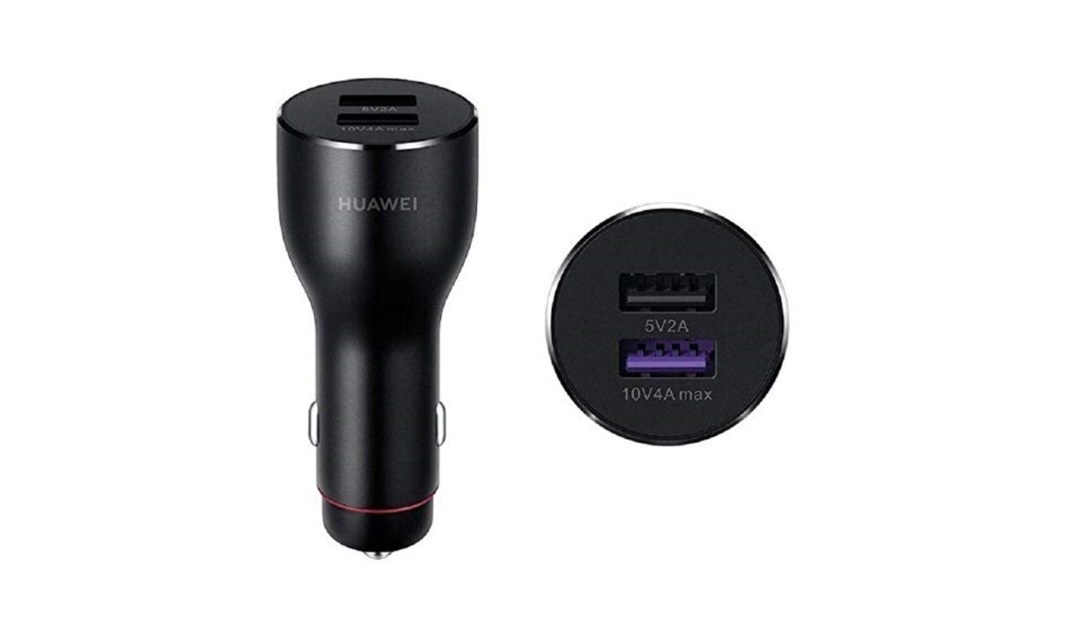 Huawei Super Charge Car Charger - Grey