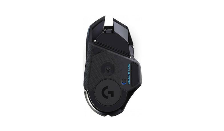 Logitech G502 Lightspeed Wireless Gaming Mouse - Black-02