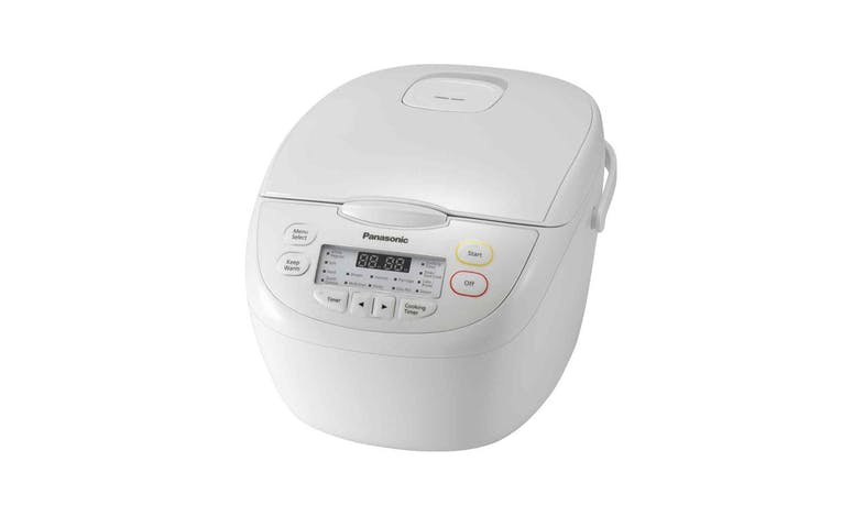 Panasonic SR-CN188WSH 1.8L Rice Cooker - White -02
