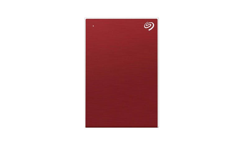 Seagate Backup Plus Portable 4TB External Drive - Red-02