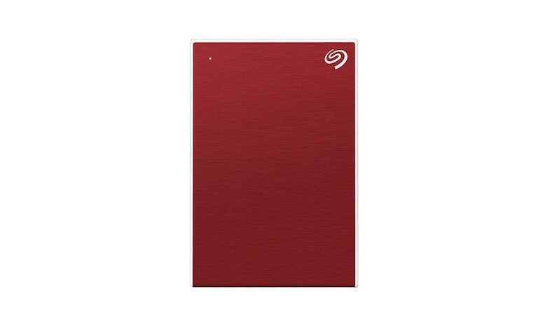 Seagate Backup Plus Portable 5TB External Drive - Red-02
