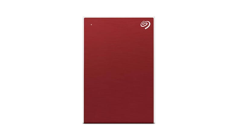 Seagate Backup Plus Slim 1TB Portable External Drive - Red-02