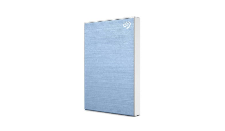 Seagate Backup Plus Slim 2TB Portable External Drive - Light Blue-01