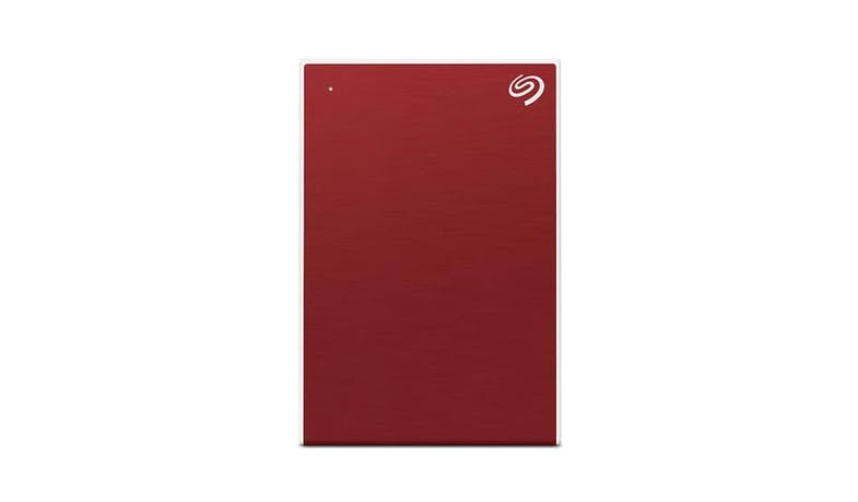 Seagate Backup Plus Slim 2TB Portable External Drive - Red-02