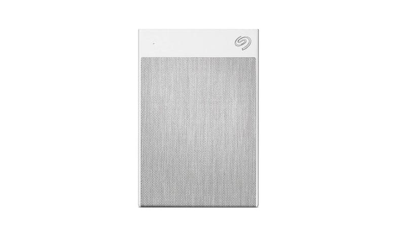 Seagate Backup Plus Ultra Touch 2TB External Drive - White-01